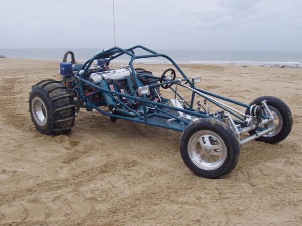 Mini Dune Buggy Frame Kits