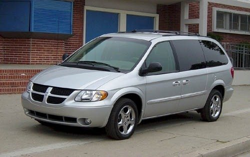 2003 Dodge Grand Caravan Photos, Informations, Articles