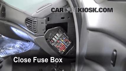 2002 Buick Century Fuse Box Location