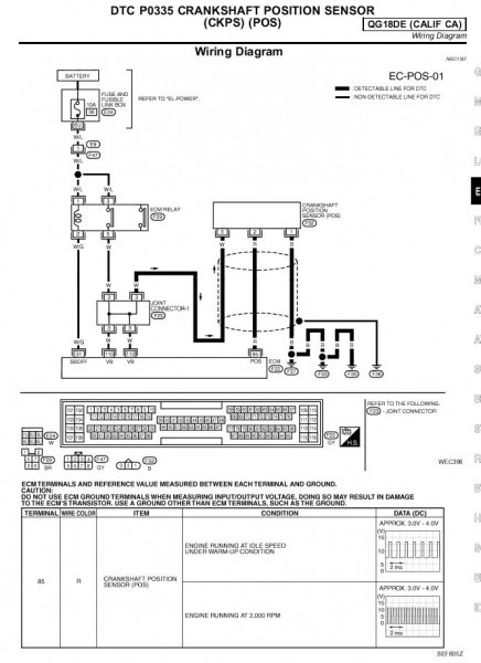 2001 Nissan Sentra Cooling System Diagram Wiring Schematic  U2013 Car Wiring Diagram