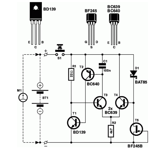 Battery Tester Wiring Diagram