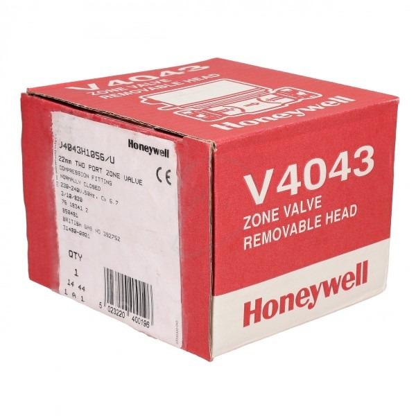 Honeywell 22mm Motorised 2 Port Zone Valve