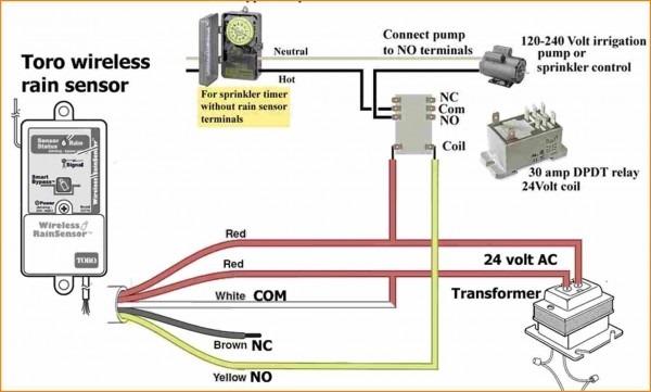 240 Vac Transformer Wiring Diagram