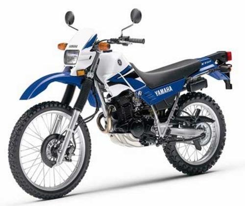2002 Yamaha Xt225 Service Manual