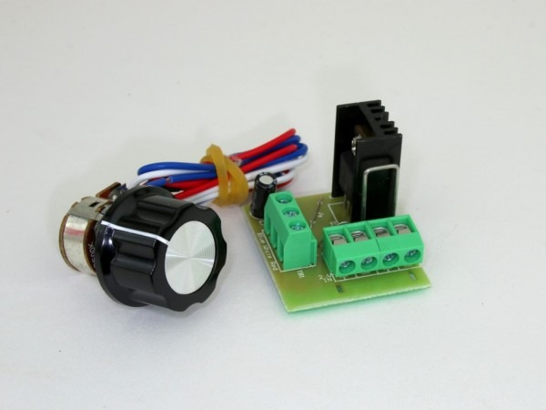 Pwm Dimmers 12 And 24 Volt