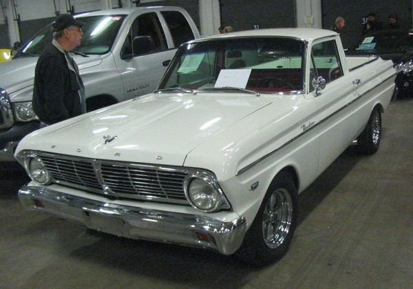 File '64 Ford Ranchero (toronto Spring '12 Classic Car Auction