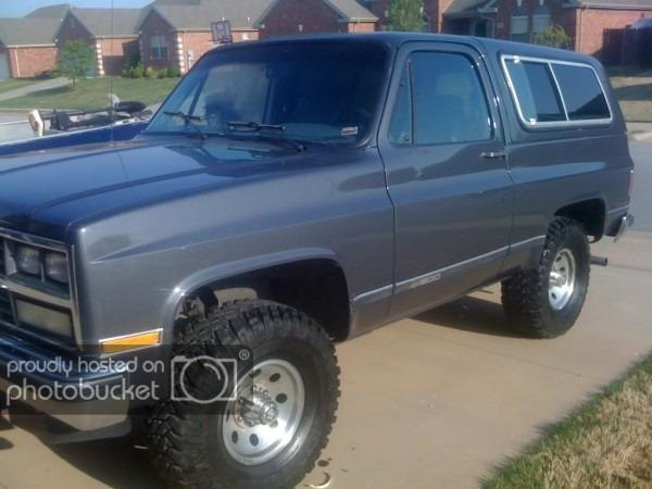For Sale  1990 K5, Nw Arkansas