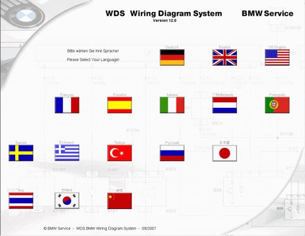 Bmw Wds Wiring Diagram System 12 0