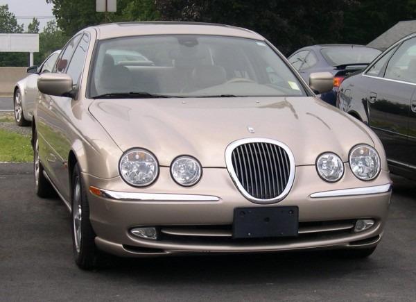 2004 Jaguar S