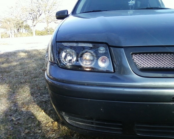 2003 Jetta Headlights