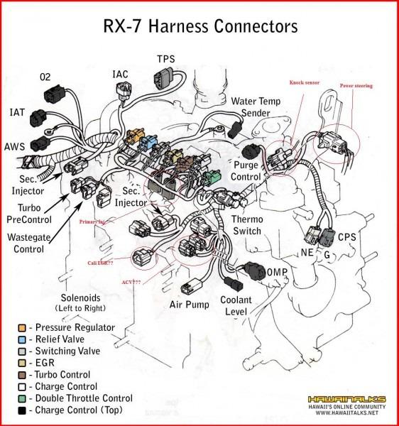 Miata Wiring Harness Diagram