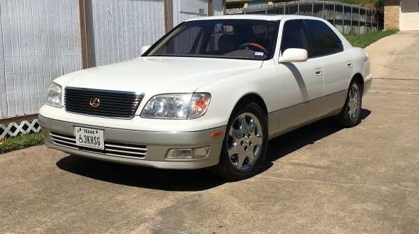 1999 Lexus Ls400 Ready For The Future