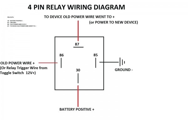 Flasher Relay Wiring Diagram from www.tankbig.com