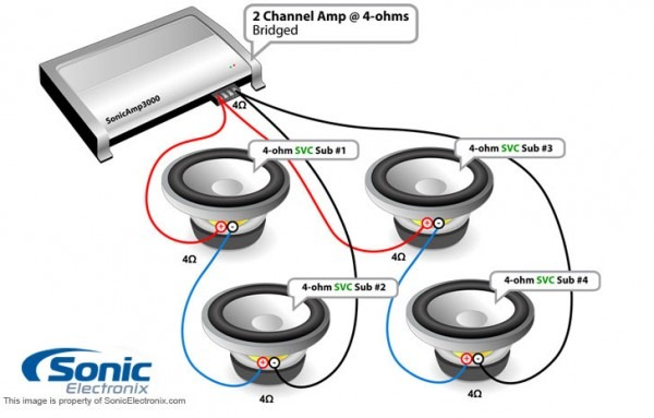 Tvx 4x10 Speaker Wiring Diagram