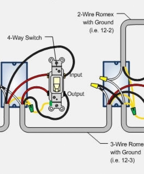 Light Fixtures Wiring