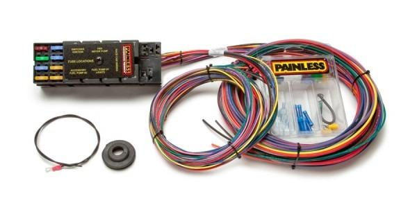 Drag Car Wiring Harness