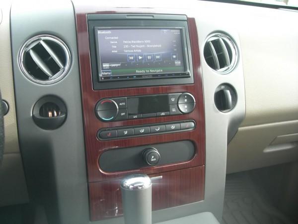 2007 Ford F150 Radio