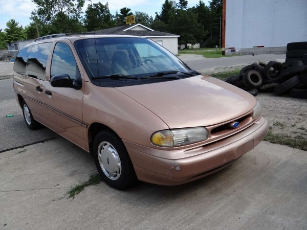 Ford Windstar Workshop & Owners Manual