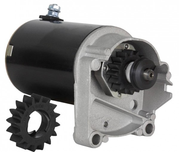 Amazon Com Starter Motor Briggs  U0026 Stratton 14 16 18 Hp Starter  U2013 Car Wiring Diagram