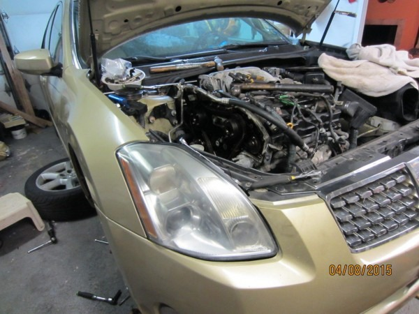 Pics Of Timing Chain Replacement