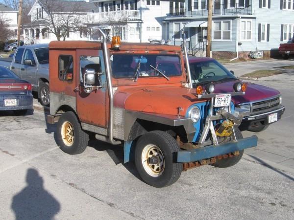 1960 Willys Jeep Cj5