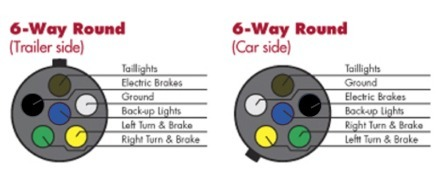Six Pin Wiring Diagram