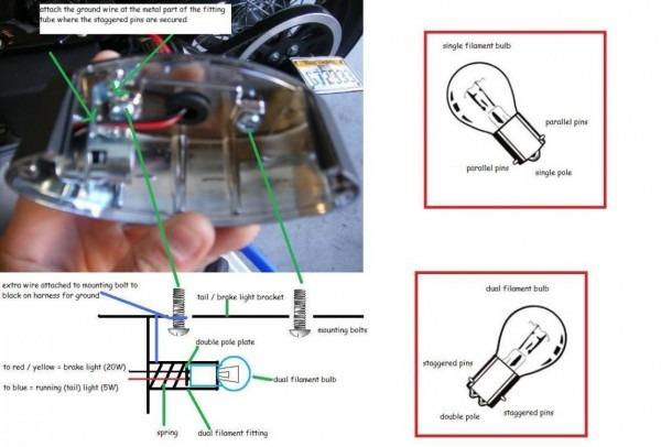 Led License Plate Light Wiring Diagram