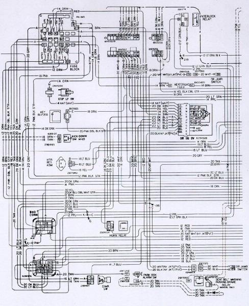 74ip For 67 Camaro Wiring Diagram