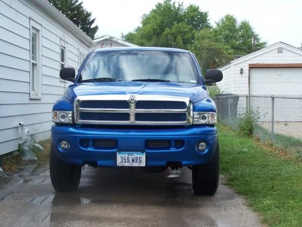 99 Dodge Ram Sport Headlights