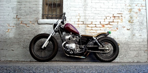 Honda Rebel Bobber Motorcycle
