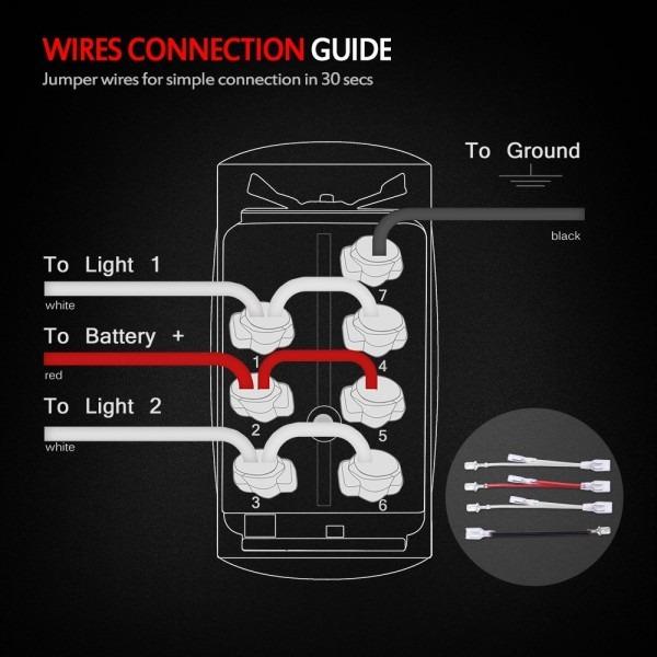 Contura Rocker Switch Wiring