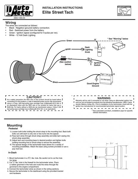 Autometer Gps Speedometer Install