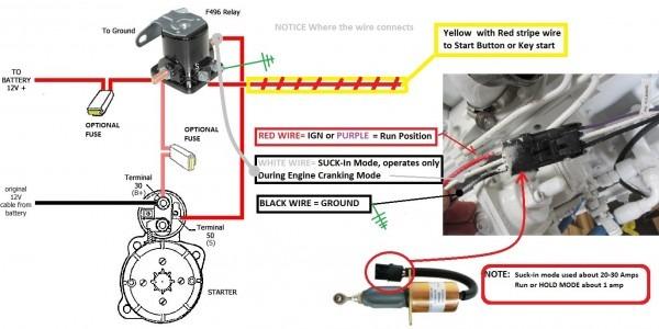 Fuel Shutoff Solenoid Wiring 101