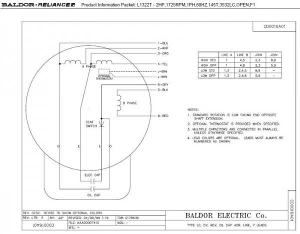 220 Single Phase Wiring Diagram