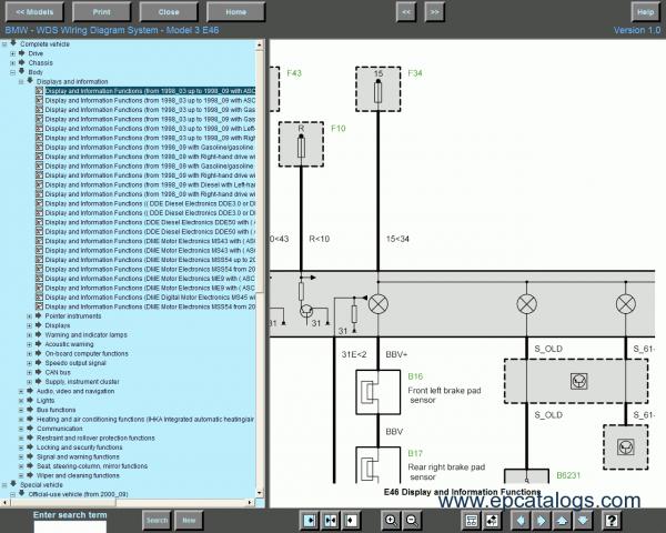 Wds Bmw Wiring Diagram Online