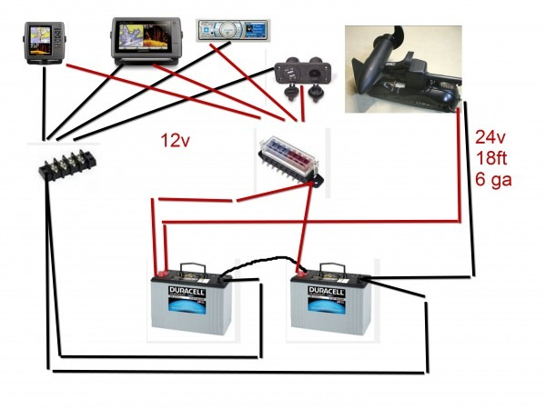 Minn Kota Trolling Motors Wiring Diagram Free Picture
