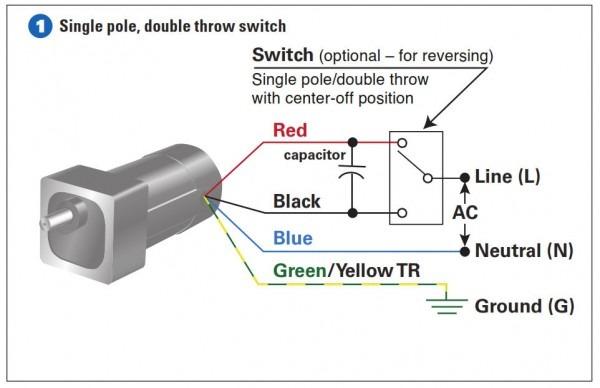 Marathon Ac Motor Reversing Switch Wiring