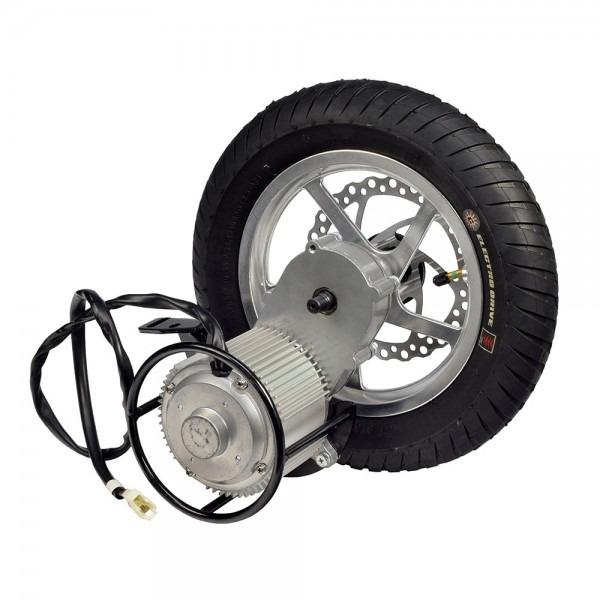 36 Volt 1000 Watt Direct Drive Electric Motor & Rear Wheel