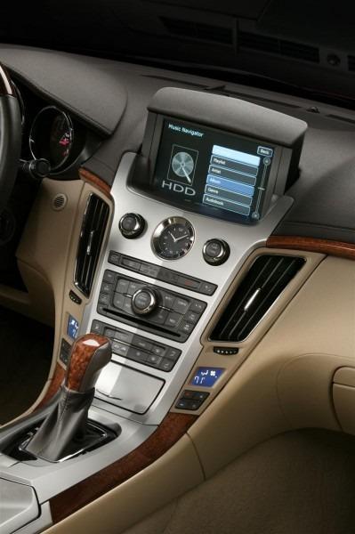 2010 Cadillac Cts Image  Photo 3 Of 17