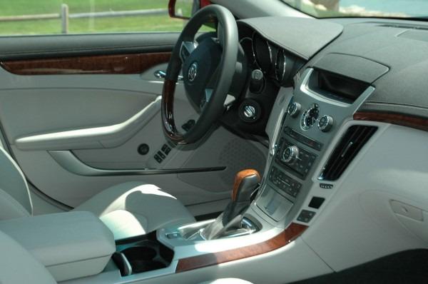 Cadillac Cts Wagon Interior Gallery  Moibibiki  11