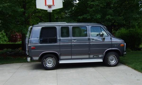 1993 Chevy Van G20