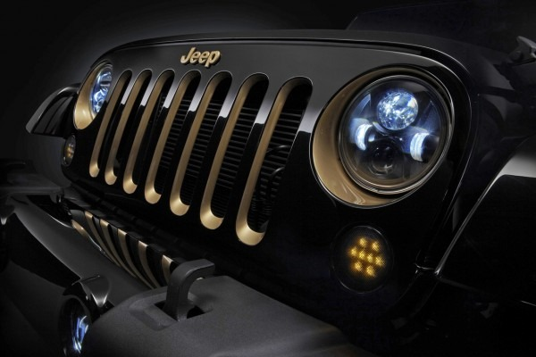 Jeep Wrangler Led Headlights