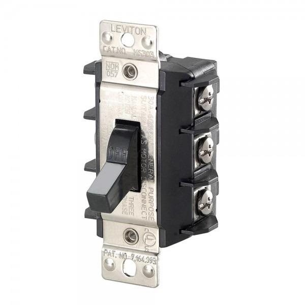 3 Phase Rocker Switch