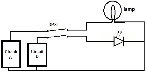 Dpst Switch Diagram