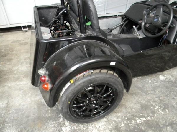 Mk Indy R1 Powered Kit Car Build