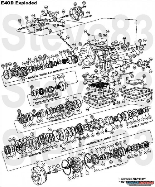 Wiring Diagram 4l60e Transmission Exploded Vi