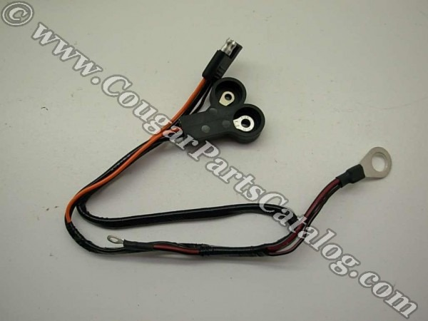 Alternator Wiring Harness