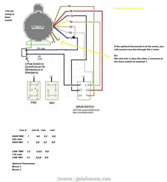 Baldor 215t Motor Single Phase Compressor Wiring Diagram