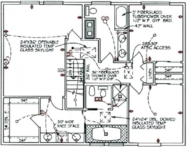Symbols Of Electrical Plan
