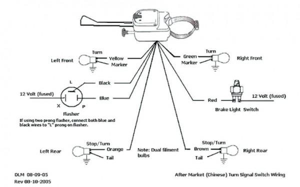 Empi Turn Signal Wiring Diagram